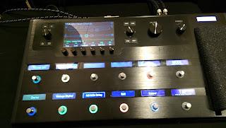 Just scored a Line 6 Helix guitar processor - Ambient Online