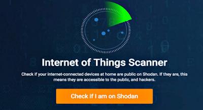 Σαρωτής IoT δείχνει αν η συσκευή σας είναι ευάλωτη σε επιθέσεις DDoS