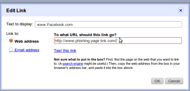 How to Hack Facebook Account Using Phising webPage – Ethical