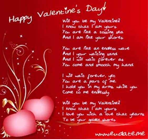 Ucapan Valentine Dalam Bahasa Inggris Celoteh Bijak