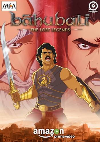 Baahubali The Lost Legends Ep 09 The Blood Moon 2017 Full Episode Download
