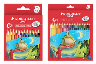 Staedtler Pensil Terbaik Untuk Anak Coloured