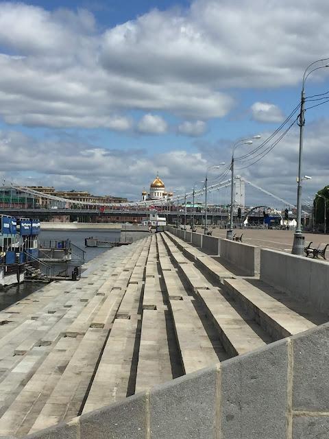 Город в фото. Москва.