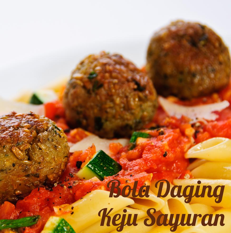 bola daging keju sayuran resep masakan praktis rumahan indonesia sederhana Resepi Sup Jagung Telur Enak dan Mudah