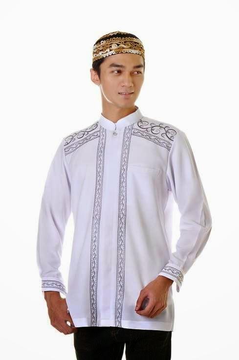 Model Terbaru Baju Muslim Untuk Pria