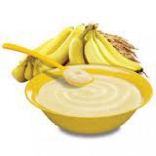 Cara memasak bubur biskuit  pisang, tips memasak bubur biskuit pisang untuk bayi bergizi