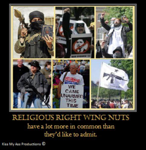 Political Memes Religious Right Wing Nuts