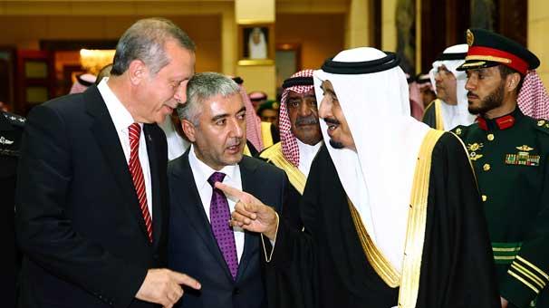 Türkiye Suudi Arabistan Askeri üs Red