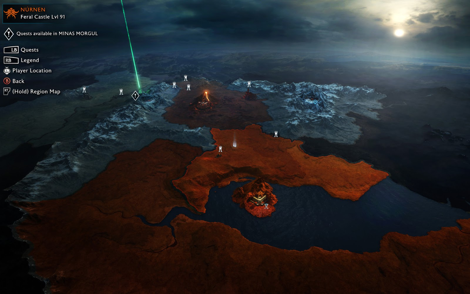 Middle Earth Shadow Of War Definitive Edition PC ESPAÑOL (CODEX) + HD Pack (PLAZA) 6
