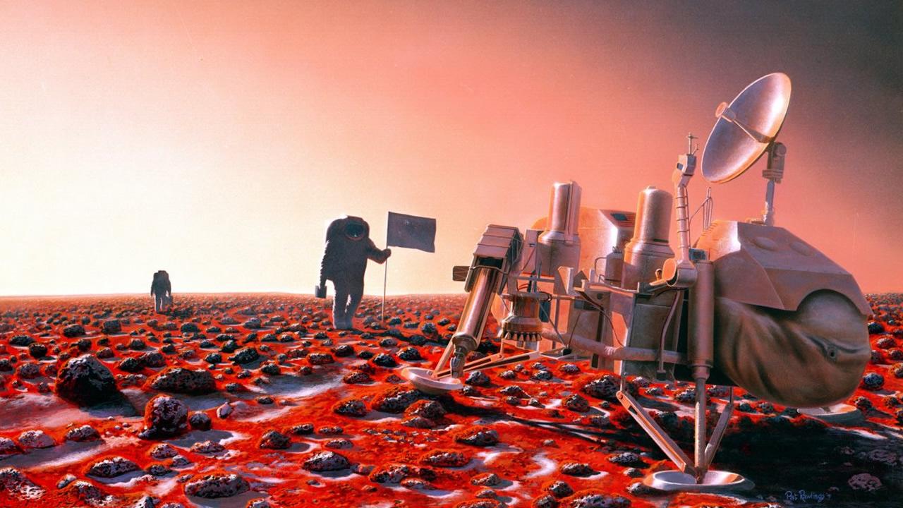 Primeros Astronautas en ir a Marte podrían quedar atrapados en un tubo durante años