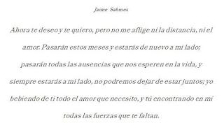 Frases de Jaime Sabines y sus amorosos