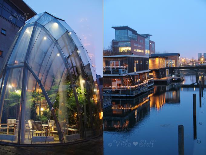Travelguide Malmö | Reisetipps - Glas bubble by Monika Gora (Västra Hamnen)