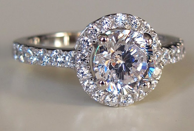 Real Wedding Rings For Cheap