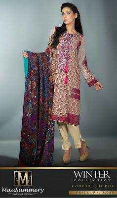 Mausummery Winter Dress For Women
