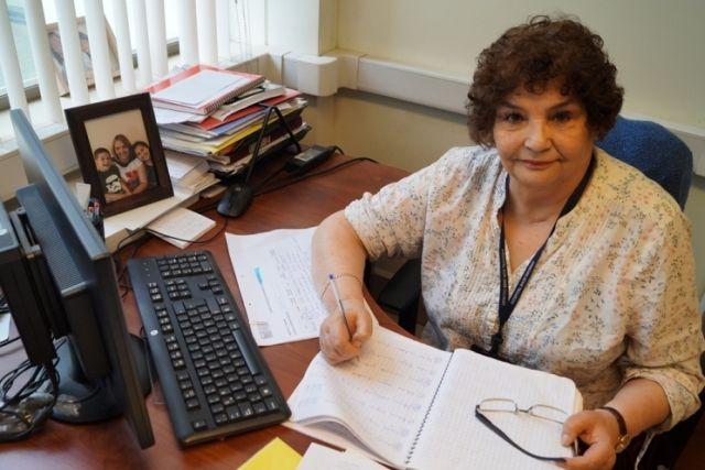 Doctora Carmen Gloria Zamorano Vásquez, Epidemióloga.