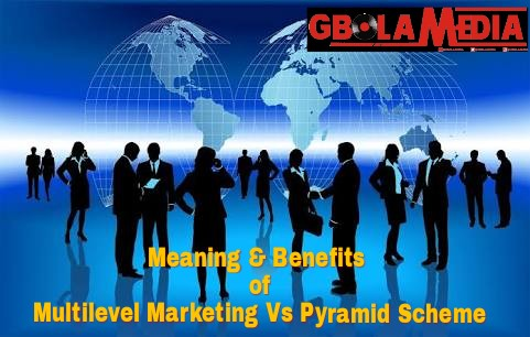 Multilevel Marketing Vs Pyramid Scheme