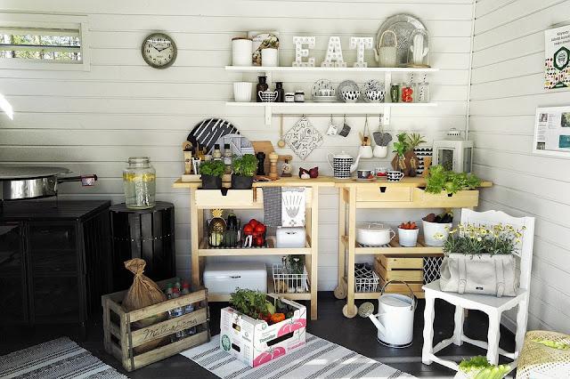 La Casa hygge: arredare con fiori freschi e piante