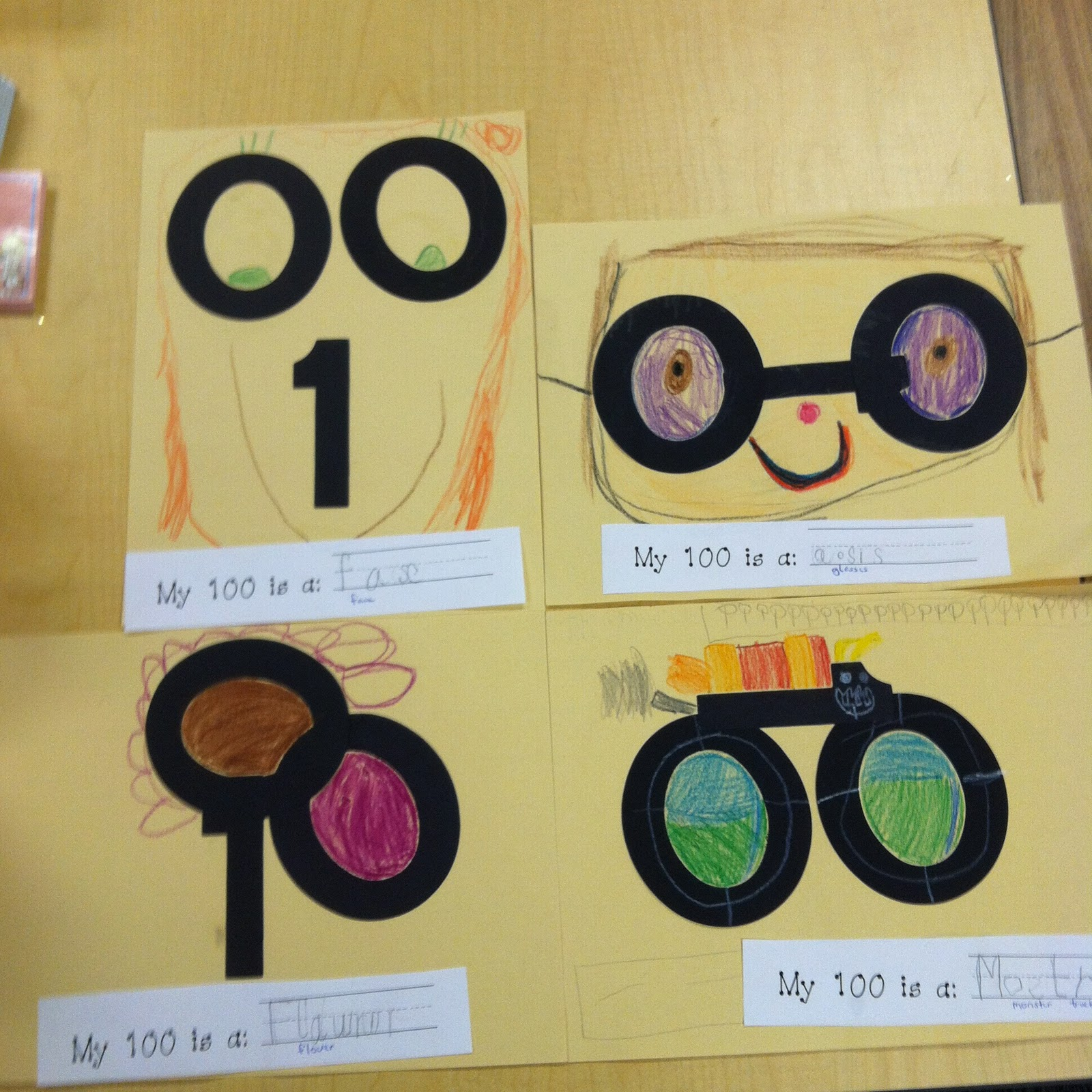 Wolfelicious 100th Day Of School Activities