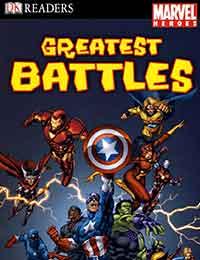 Marvel Heroes Greatest Battles