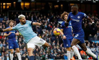 Manchester City vs Chelsea 6-0 Highlights