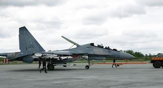 Sukhoi Su-30MKM TUDM