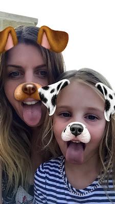 cousin selfie