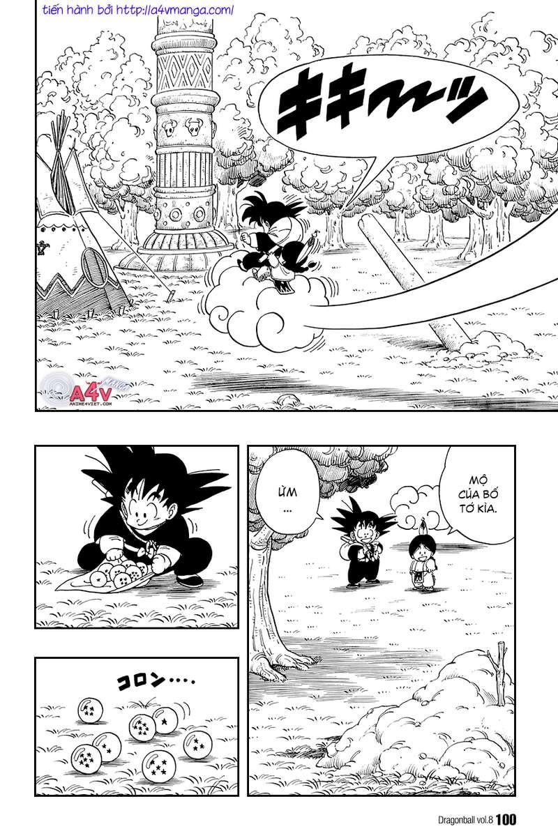 Dragon Ball chap 111 trang 8