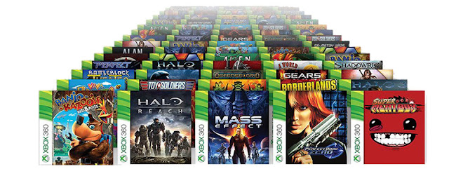 Xbox Games Collection