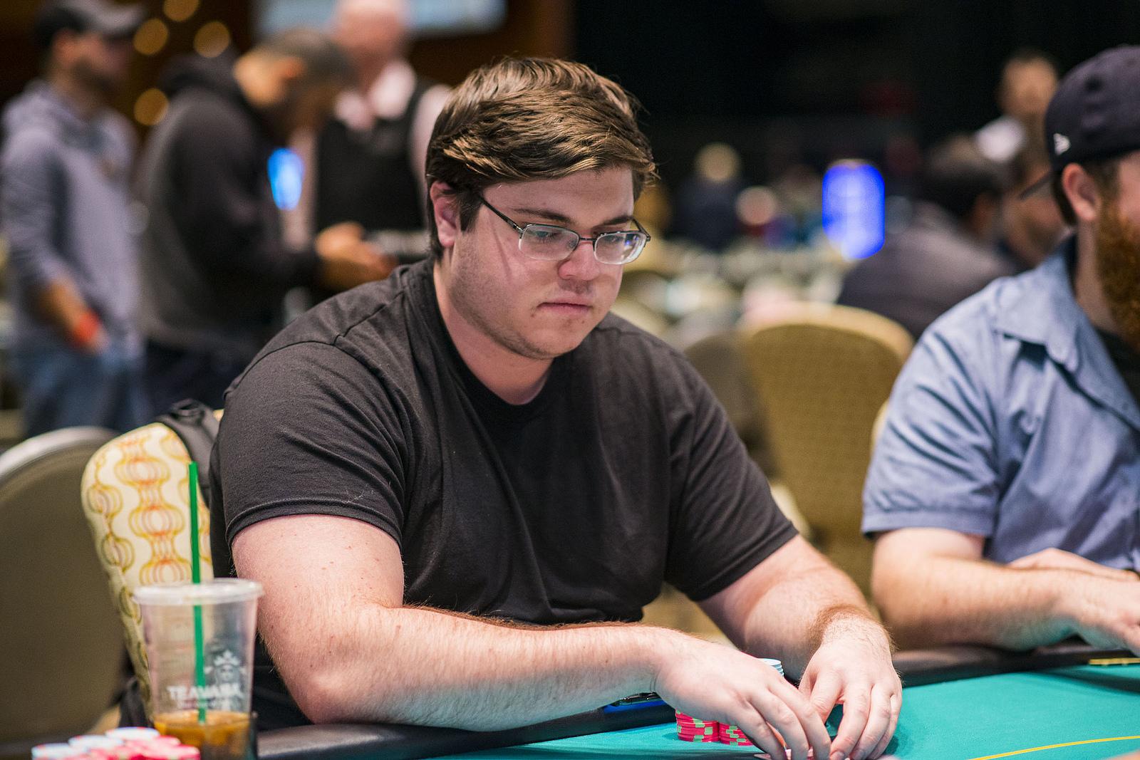 Isle Casino Poker : $360 NLH $50,000 GTD (Flight 1A