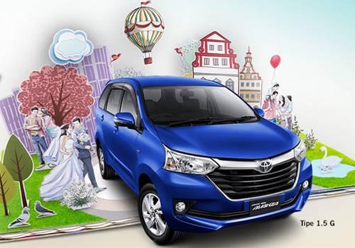 Spesifikasi dan Harga Toyota Grand New Avanza