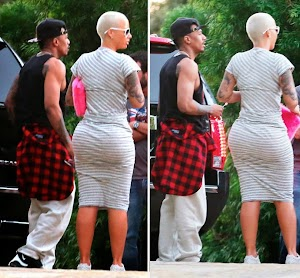 "Nick Cannon And Amber Rose do a nasty Job Of wanting Like they are ""Just Friends"""