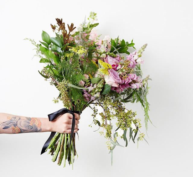 Al fin una alternativa  en flores para los alérgicos.