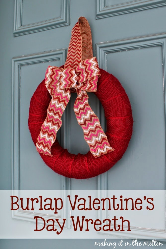 5 Beautiful DIY Valentine's Wreaths to make