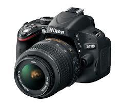 Spesifikasi dan Harga Kamera Nikon D5100 Terbaru