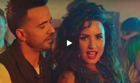 MUSIC+VIDEO: Luis Fonsi – Échame La Culpa Ft. Demi Lovato