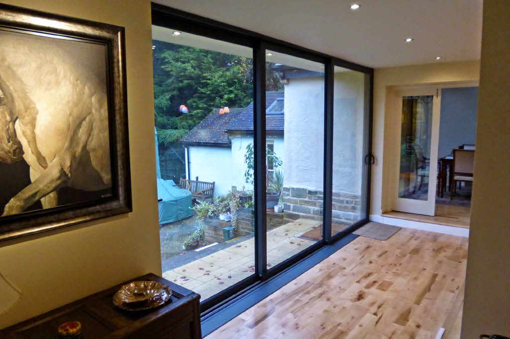 Marlin Doors & Our Aluminium Heritage Windows And Visofold ...