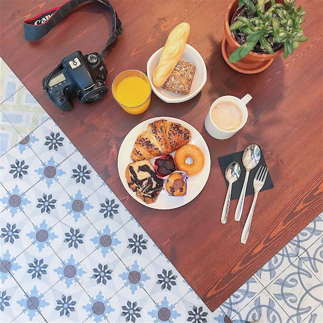 colazione praktik hotel