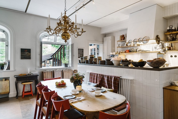 Mix and chic a charming modern and eclectic boutique for Boutique hotel stockholm