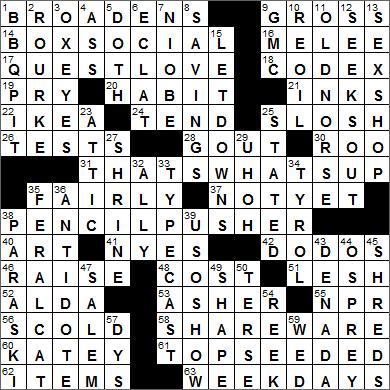 Deposited crossword clue