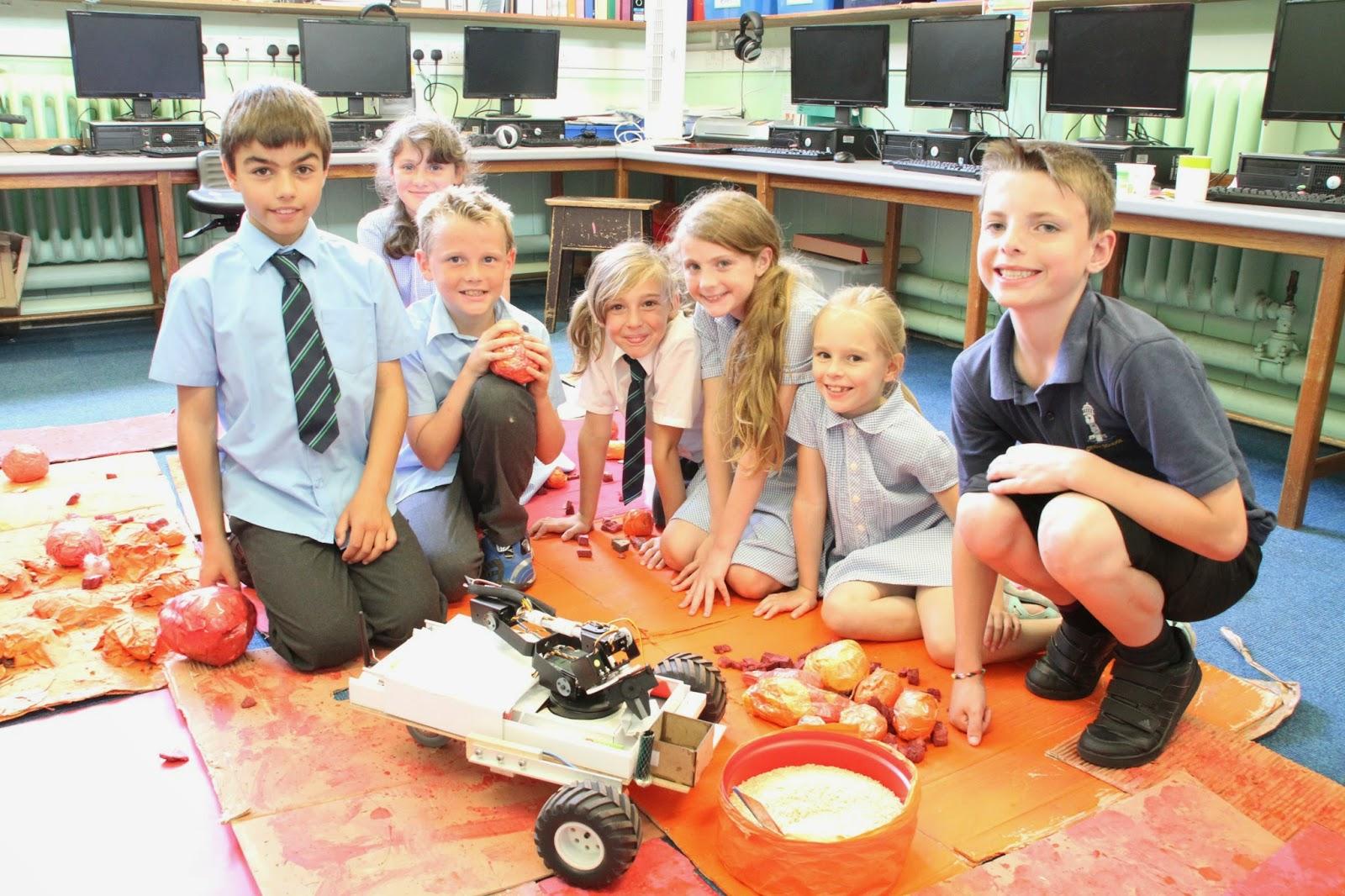 mars rover school project - photo #16