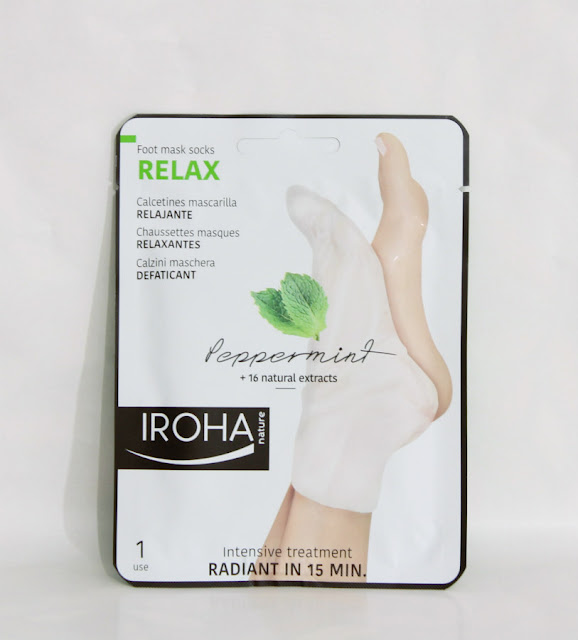 Calcetines mascarilla relajante Iroha