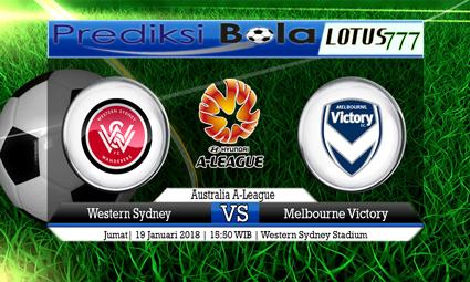 PREDIKSI SKOR Western Sydney vs Melbourne Victory 19 Januari 2018