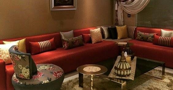 decor de salon séjour marocain 2019 - decorationmarocains