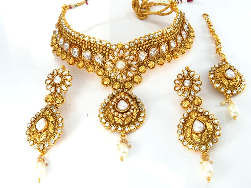 Indian Fashion Jewellery UK Online: South Indian Jewellery