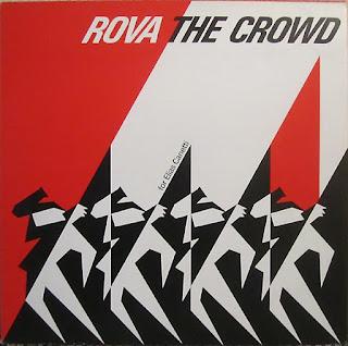 Rova Saxophone Quartet, The Crowd