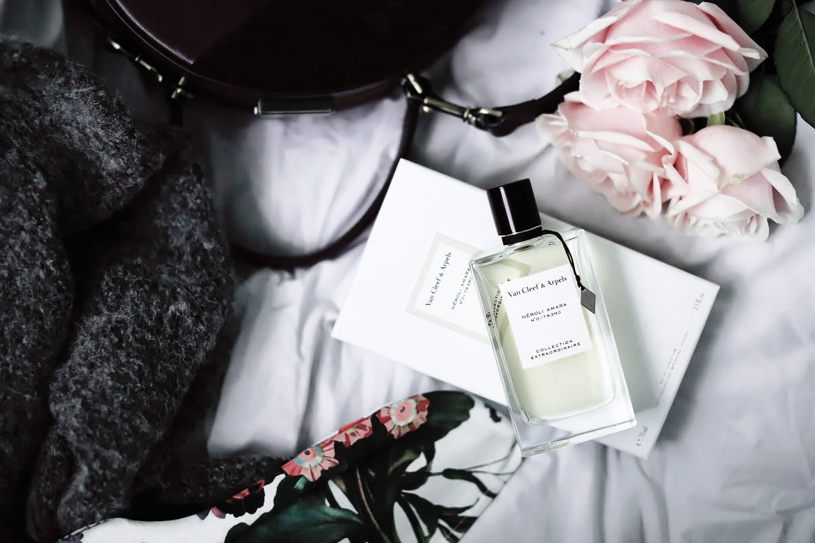 van cleef arpels néroli amara parfum avis test