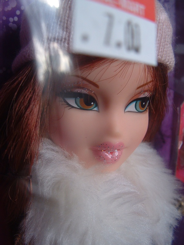Msj S Doll Pit Bratz Pink Winter Dream Meygan