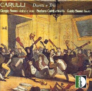 Ferdinando Carulli (1770-1841) - Duetti e Trii
