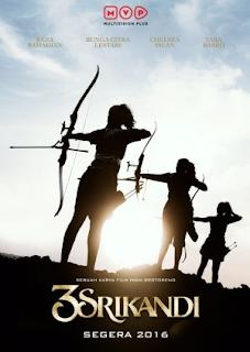 Sinopsis 3 Srikandi ,Cerita 3 Srikandi ,Film 3 Srikandi