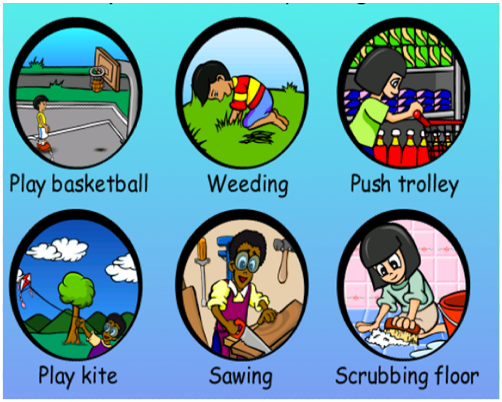 Science for Primary School ( Year 2): UNIT 8: PUSH AND PULL